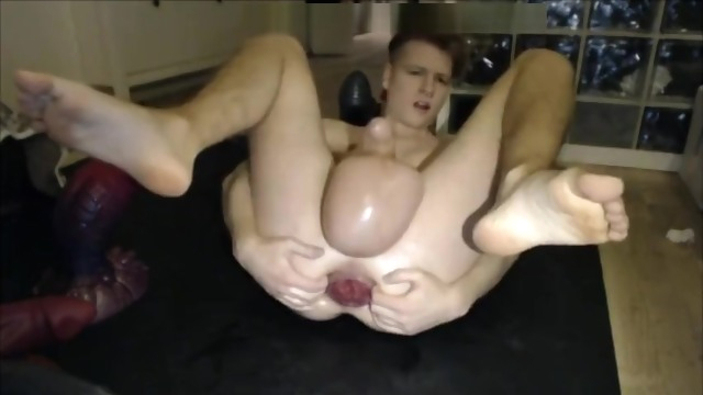 Twink vs. Monster.. amateur bareback bdsm